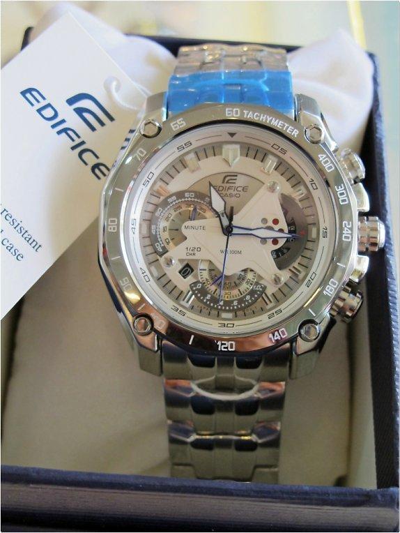 Đồng hồ nam Casio EF-550D-7A