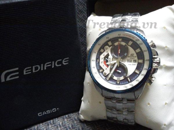 Setbox Đồng hồ nam Casio EF-558D-2A