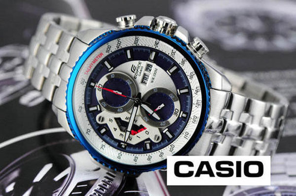 Đồng hồ nam Casio EF-558D-2A