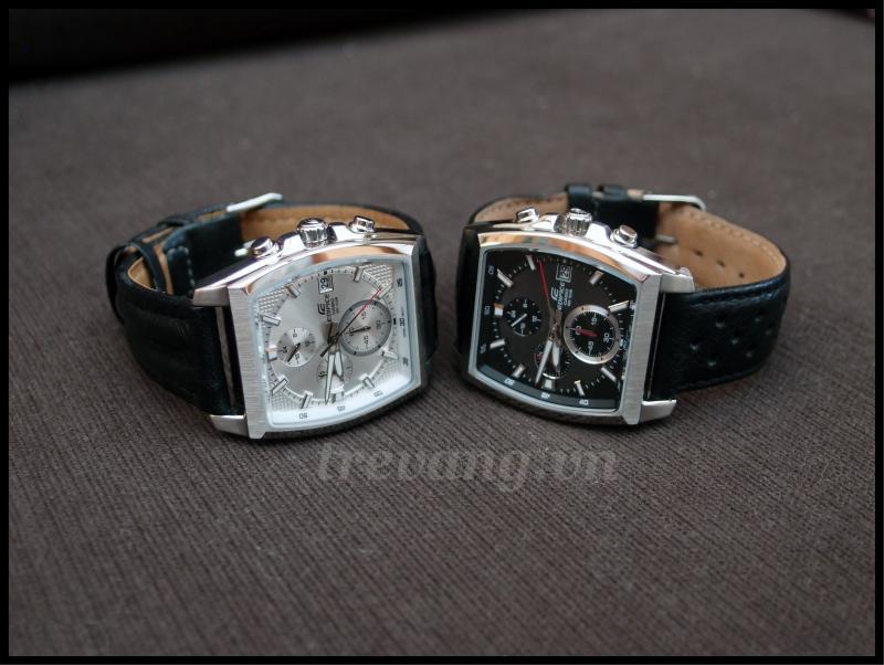 Đồng hồ nam Casio EFR-524L-1AV mặt kính đen EFR-524-9AV kính trắng.