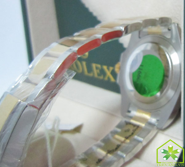 Đồng hồ nam cao cấp Rolex R.1100 dây đeo hợp kim cao cấp chống ghỉ