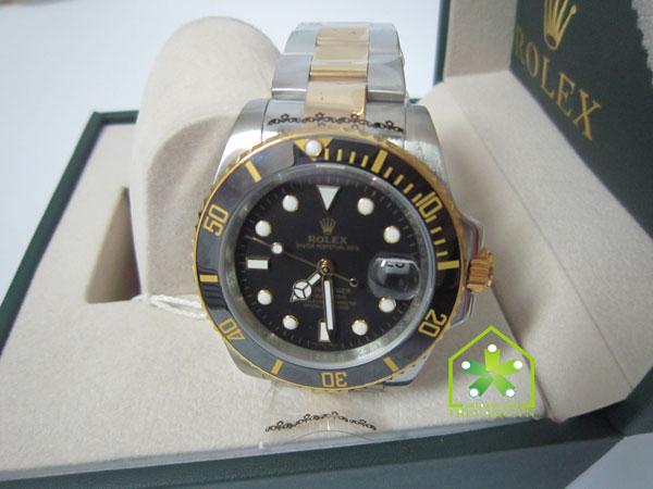 Đồng hồ nam cao cấp Rolex R.1100 thiết kế hiện đại