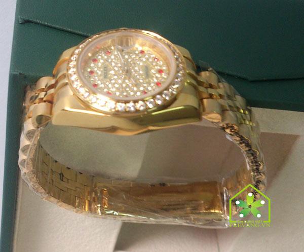 Đồng hồ nữ cao cấp Rolex RF.410 thời trang sành điệu
