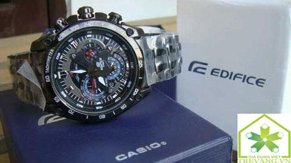 Full setbox Đồng hồ nam Casio EF-550BG-1A
