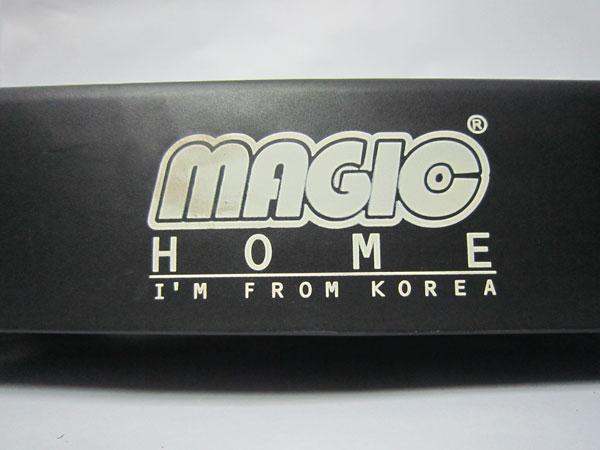 Thân bếp dập nổi logo Vỉ nướng điện không khói Magic Home MH1168