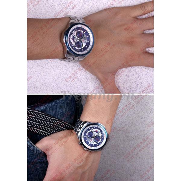 Mẫu ảnh thời trang Đồng hồ nam Casio EF-558D-2A
