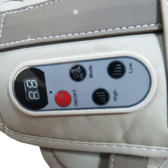 Bảng điều chỉnh Máy massage vai cổ gáy Upapa Hug