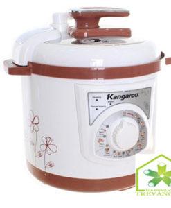 Nồi áp suất điện Kangaroo KG136 sang trọng hiện đại