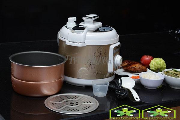 Trong phòng bếp Nồi áp suất điện Kangaroo KG135