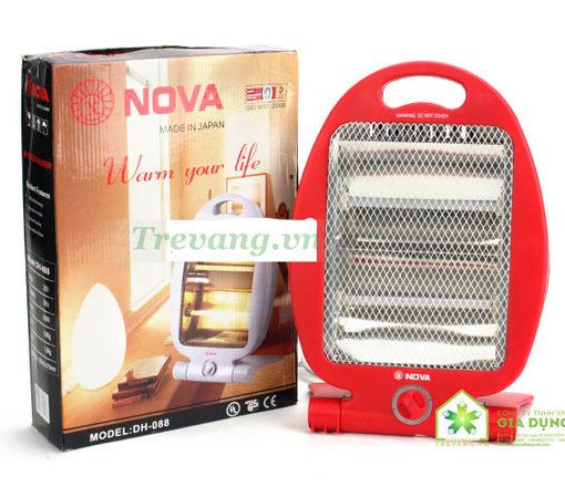 Quạt sưởi cá Nova CR-6542 full setbox