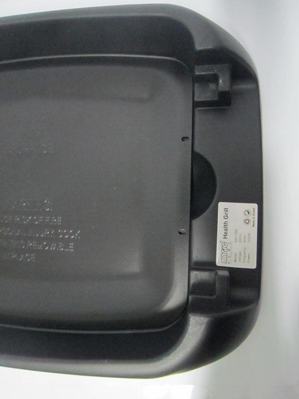 Thông số kỹ thuật Vỉ nướng điện không khói Magic Home MH1168