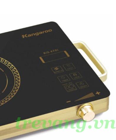 Bếp hồng ngoại Kangaroo KG470i phím cảm ứng