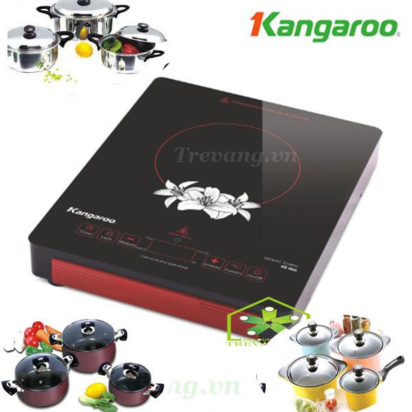 Bếp hồng ngoại Kangaroo KG384i không kén nồi