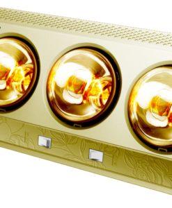 Đèn sưởi nhà tắm Kottmann K3B-G 3 bóng