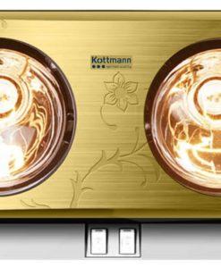 Đèn sưởi ấm Kottmann bóng K2B-G
