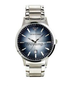 Đồng hồ nam Armani AR2472 màu xanh Navy huyền bí