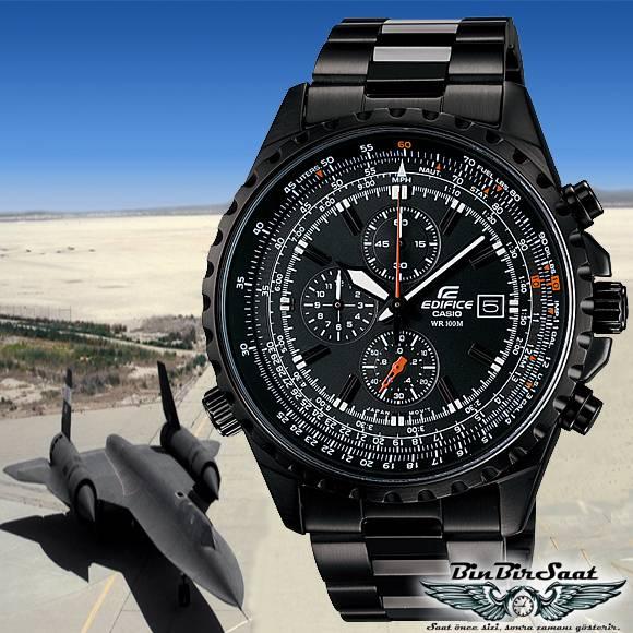 Đồng hồ Casio EF-527BK dành cho nam