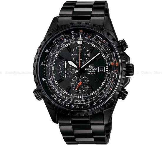 Đồng hồ Casio EF-527BK