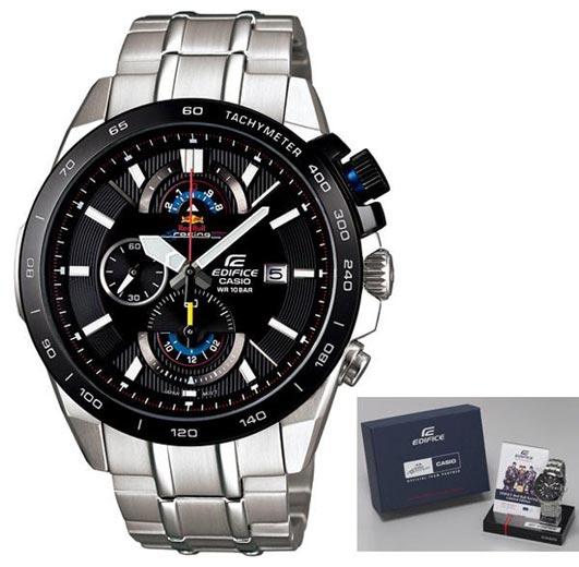Đồng hồ Casio nam cao cấp EFR-530RB bảo hành 2 năm
