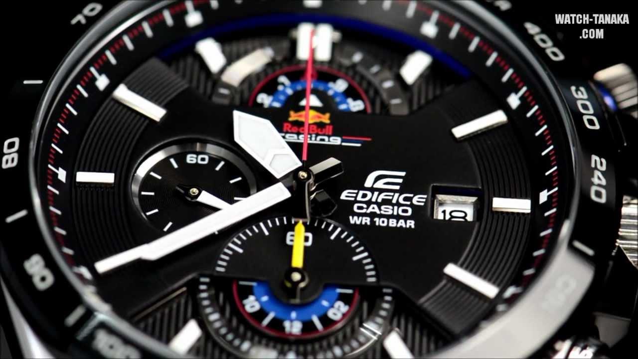 Đồng hồ Casio nam cao cấp EFR-530RB thiết kế cầu kỳ