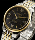Đồng hồ Tissot 1853 12BL04472 mặt đen