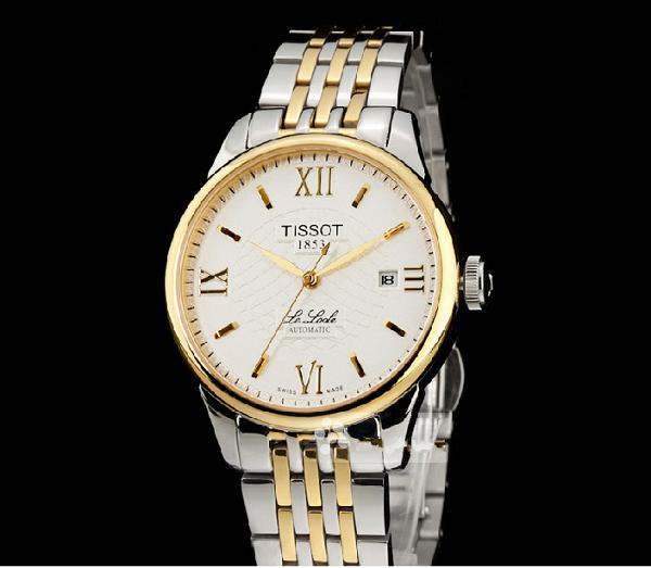 Đồng hồ Tissot 1853 12BL04472 White trẻ trung quý phái