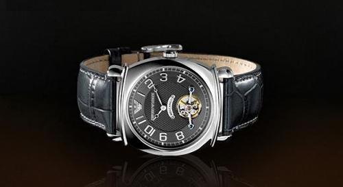 Đồng hồ Armani chính hãng AR4635 chốt tiện dụng