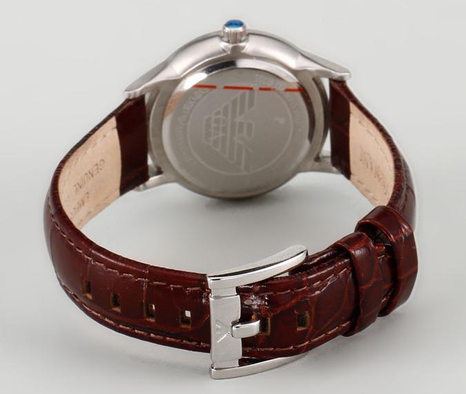 Đồng hồ chính hãng Armani AR2414 mặt sau khép kín