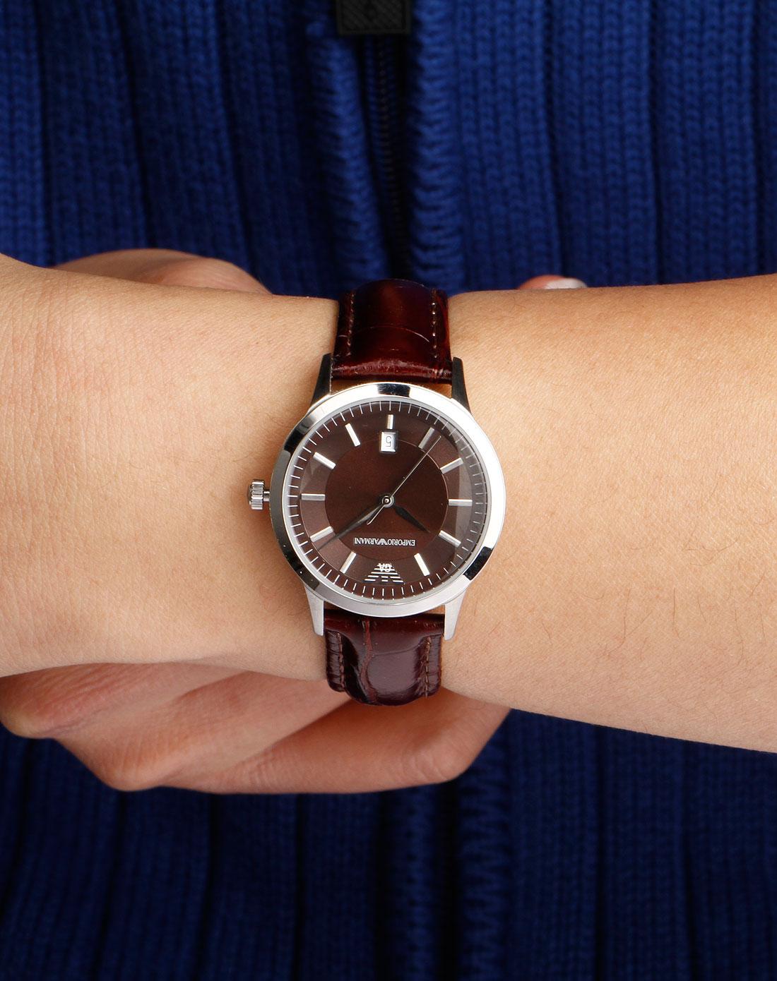 Đồng hồ chính hãng Armani AR2414 đẹp từ mọi góc nhìn