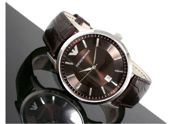 Đồng hồ chính hãng Armani AR2414 tinh tế từng chi tiết