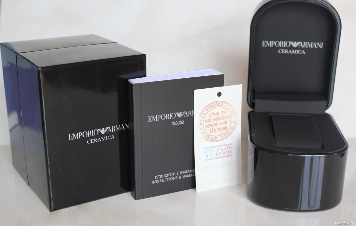Đồng hồ EMPORIO Armani AR2410 nguyên hộp