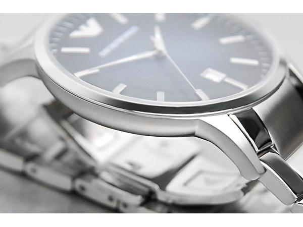 Đồng hồ nam Armani AR2472 mặt mỏng nhẹ