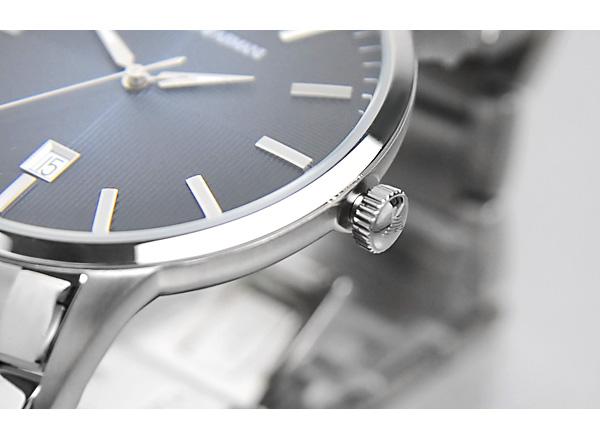 Đồng hồ nam Armani AR2472 mặt mỏng có 1 chốt điều chỉnh