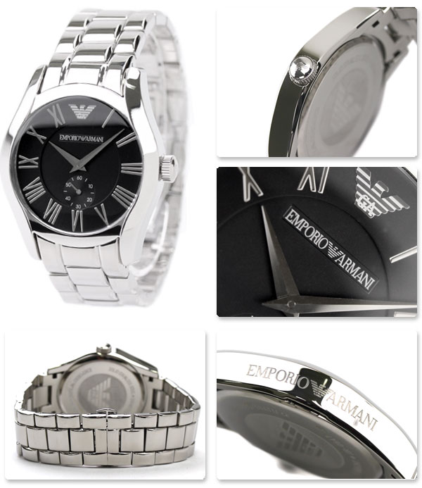 Đồng hồ Armani nữ AR0681 góc cạnh