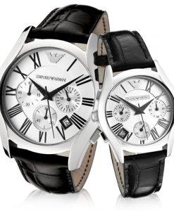 Đồng hồ Armani nữ AR0670 kính chống xước