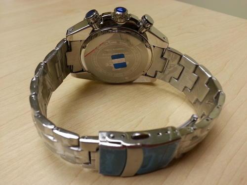 Đồng hồ Casio EFR 528RB-7A toàn bộ bằng hợp kim