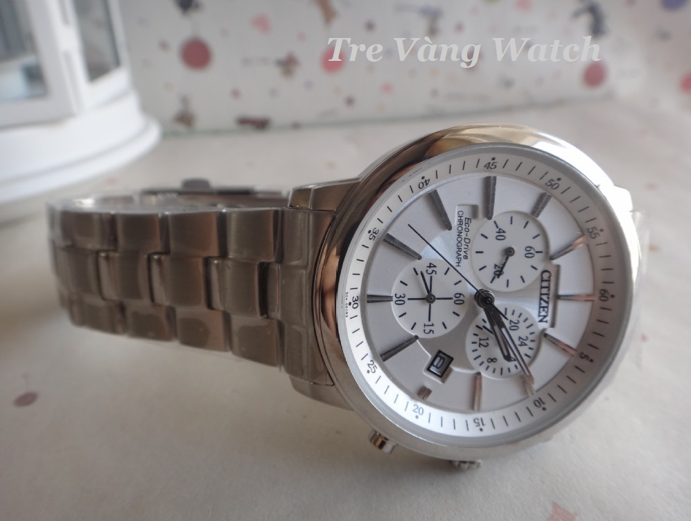Đồng hồ Citizen AT0495-51L tinh tế sang trọng