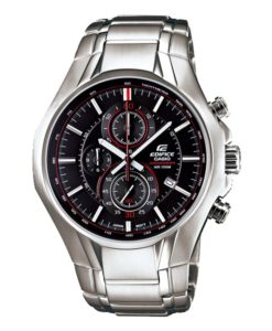 Đồng hồ nam Casio EFR-522D-1A Edifice TACHYMETER Chronograph