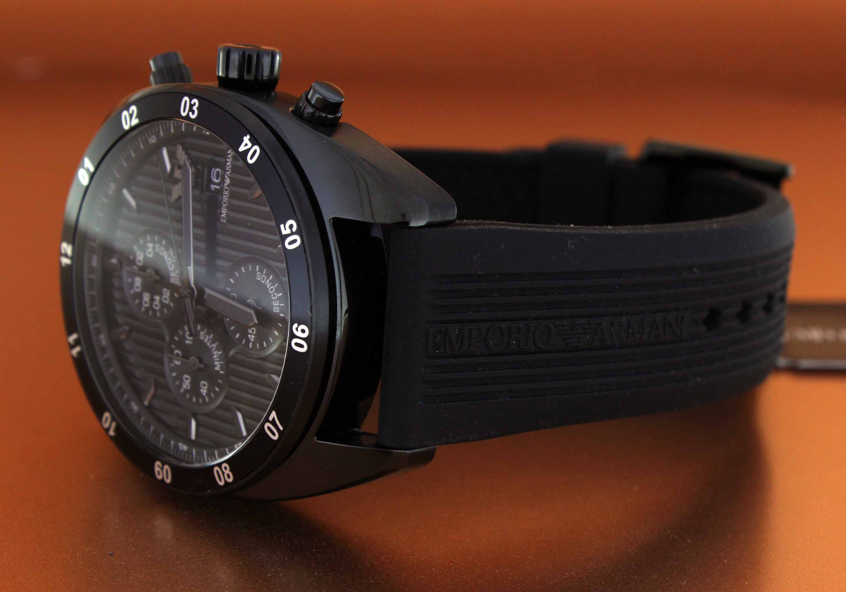 Đồng hồ armani nam AR5928 DÂY SILICONE