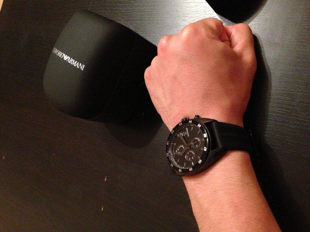 Đồng hồ armani nam AR5928 cá tính sàng điệu