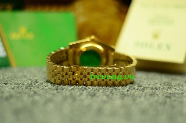 Đồng hồ nam cao cấp Rolex R.507 dây đeo mạ vàng