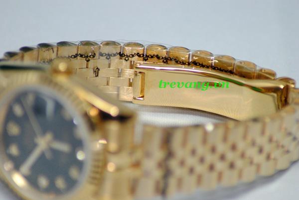 Đồng hồ nam cao cấp Rolex R.507 thép không ghỉ
