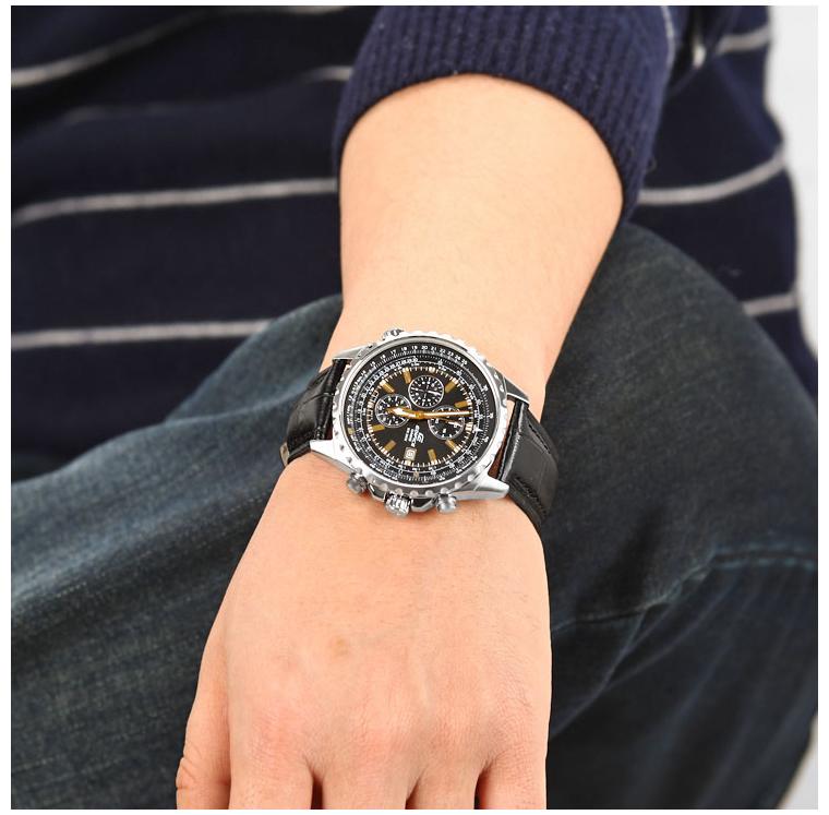 Đồng hồ nam Casio EF-527L-1AV lịch lãm cá tính