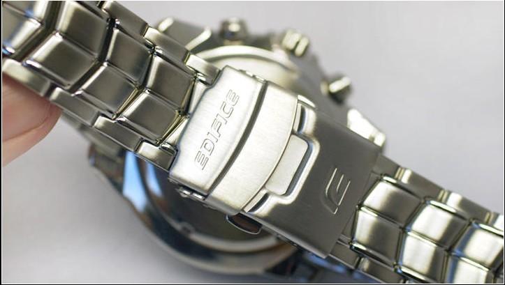 Chốt khóa đồng hồ nam chính hãng Casio Edifice EF-524SP-1A