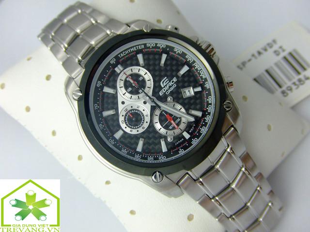 Hính ảnh thực tế đồng hồ nam Casio Edifice EF-524SP-1A