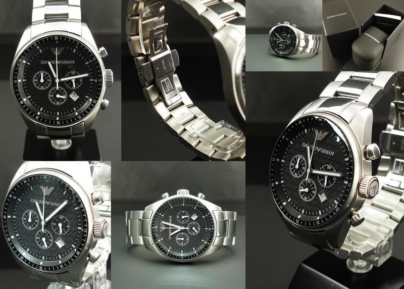 Đồng hồ Emporio Armani AR0585 cấu tạo