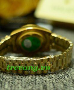 Đồng hồ nam Rolex R504 chính hãng mạ vàng