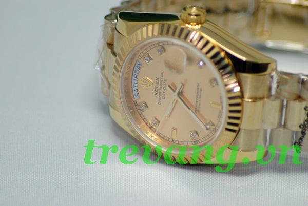 Mặt kính Sapphire Đồng hồ nam Rolex R504