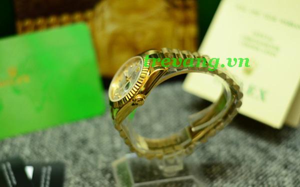 Đồng hồ Rolex nam R.505 chốt răng cưa