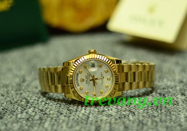 Đồng hồ Rolex nam R.505 ngang
